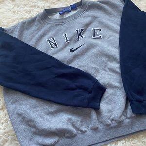 Rare vintage Nike crew neck